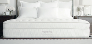 front-view-saatva-mattress